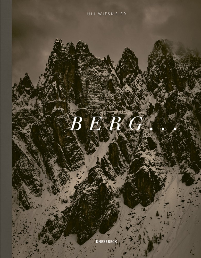 """Buch-Cover """"Berg ..."""""""