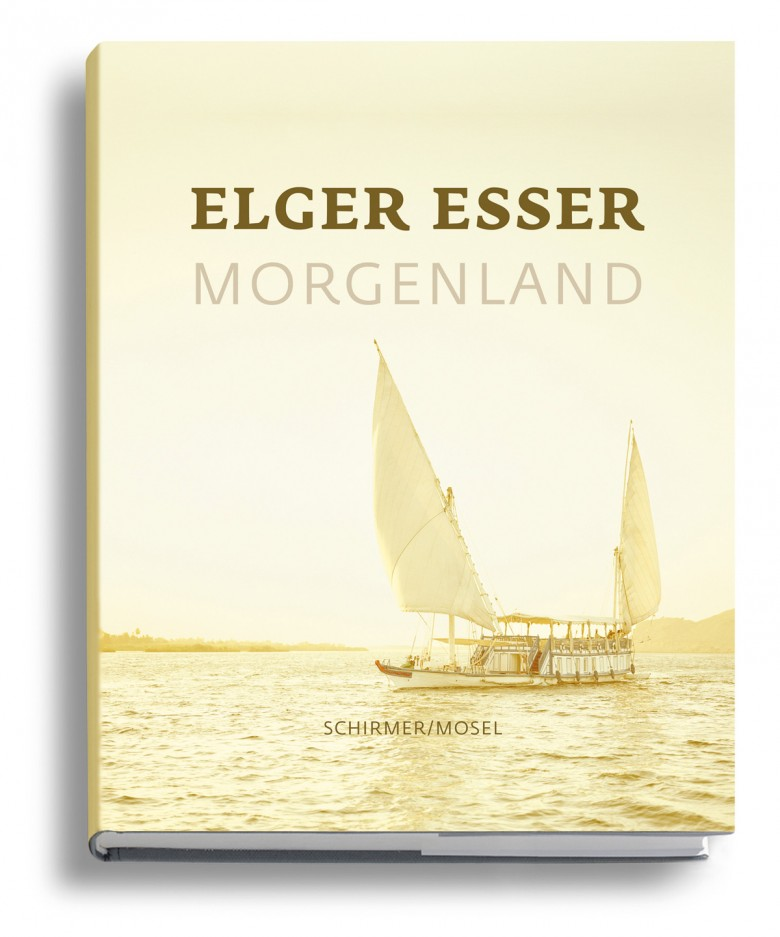 "Buch-Cover ""Morgenland"""