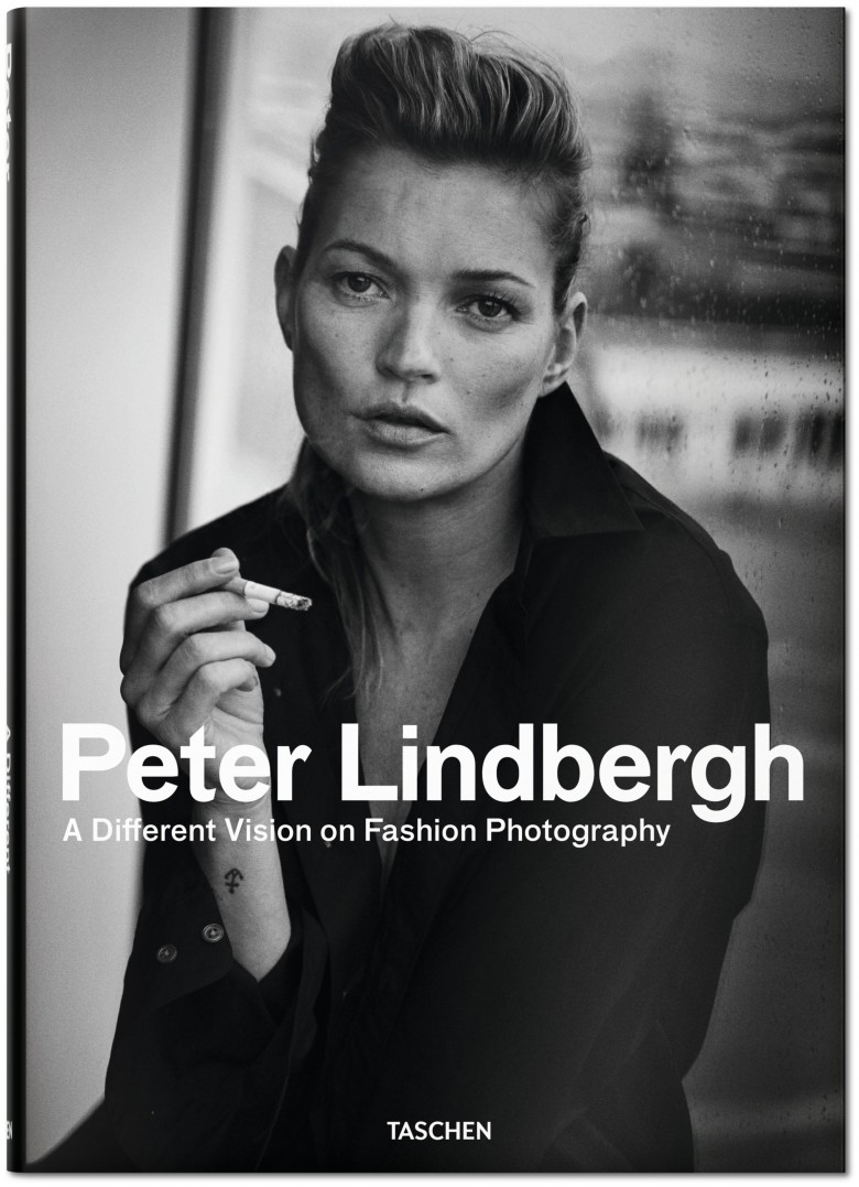 Peter Lindbergh, Fotograf, Taschen, Cover, Bildband, A Different Vision on Fashion Photography
