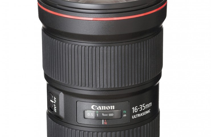 Canon EF 2,8/16-35 mm L III USM