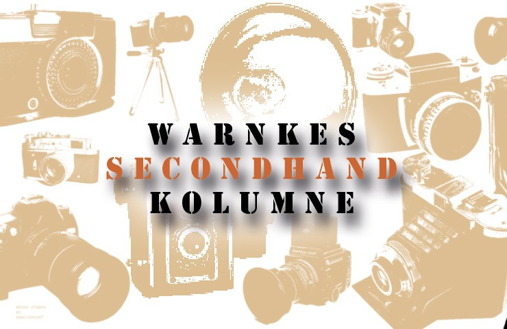 Winfried Warnkes Secondhand Kolumne