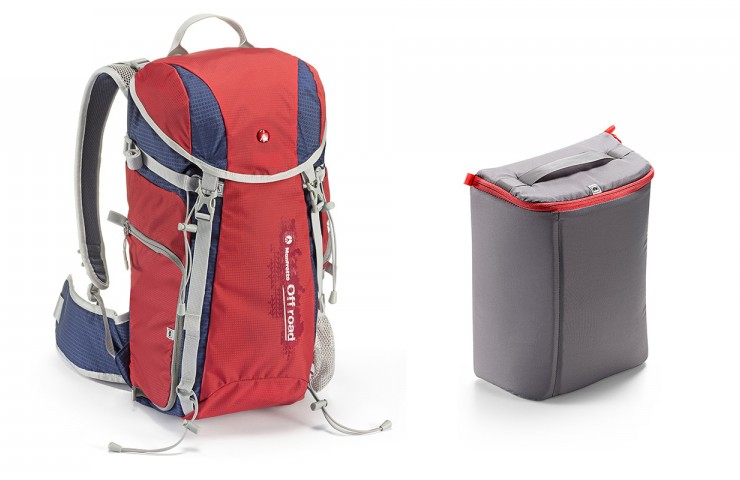 """Manfrotto """"Off road Hiker Backpack"""""""