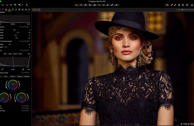 Capture One Pro 10.1