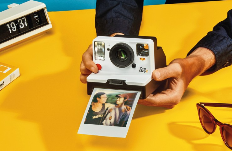 Polaroid Originals Comeback mit 80 OneStep 2 Color i-Type Film