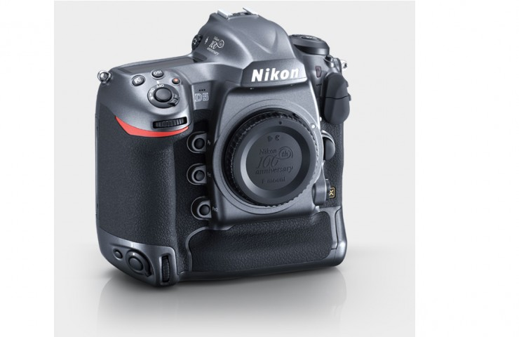 Nikon D5 100th Anniversary Edition