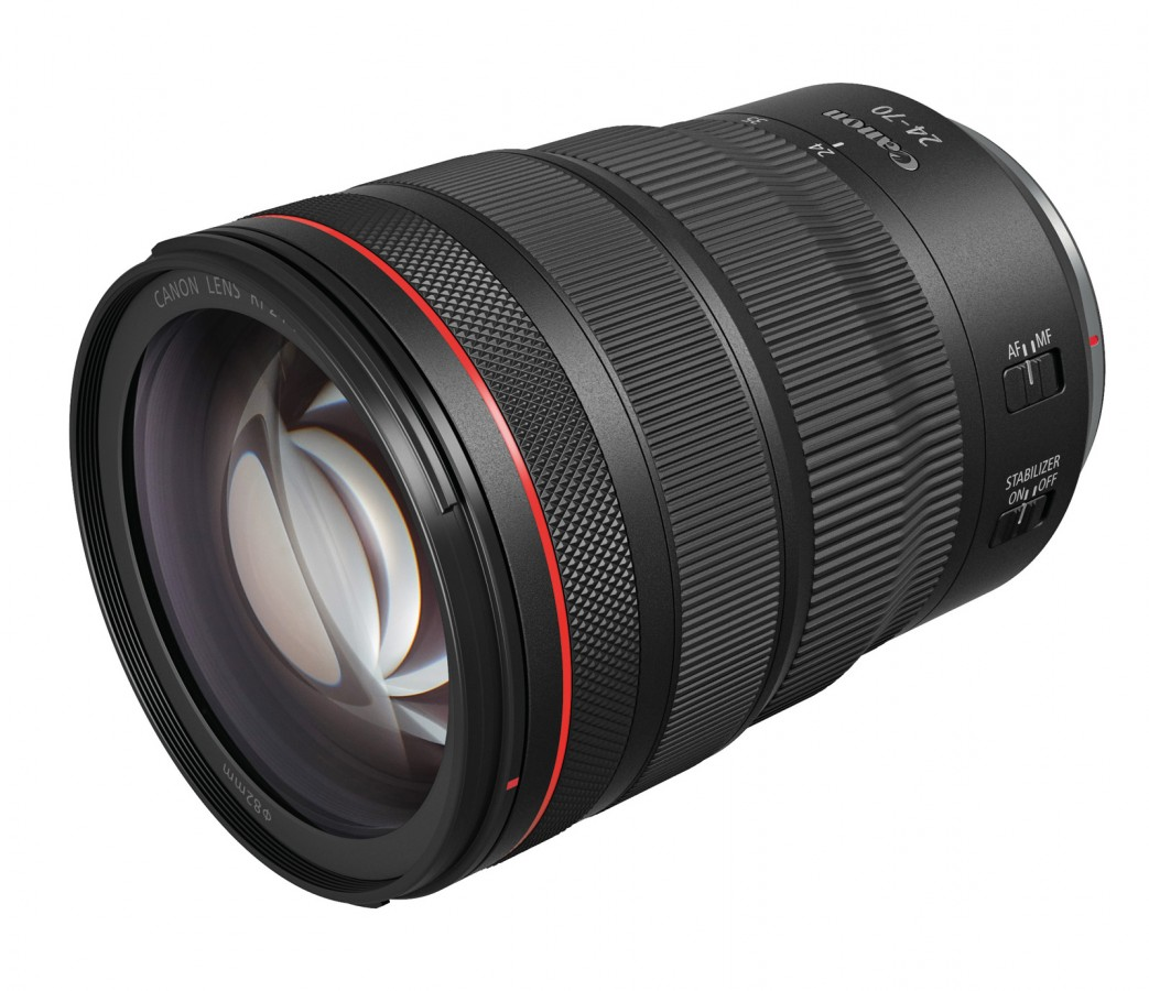 Canon RF 2,8/24-70 mm L IS USM