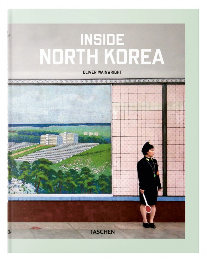 Buch-Cover Inside North Korea
