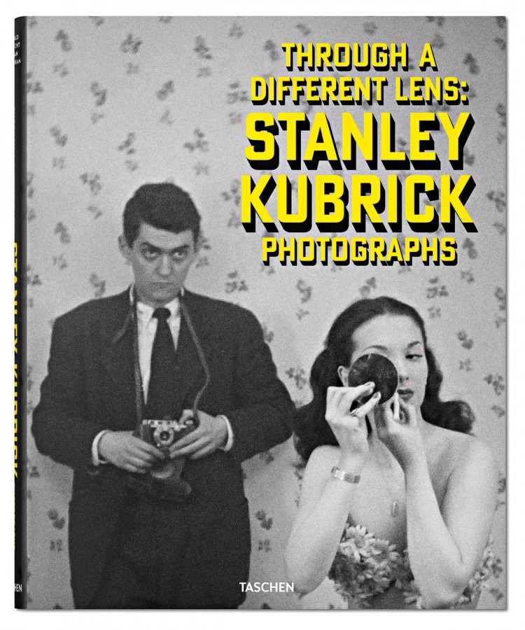 """Cover """"Through a Different Lens: Stanley Kubrick Photographs"""""""