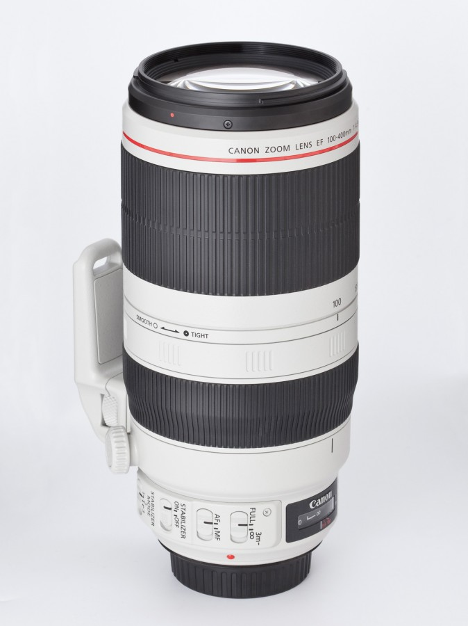 Canon  EF 4,5-5,6/100-400 mm L IS II USM
