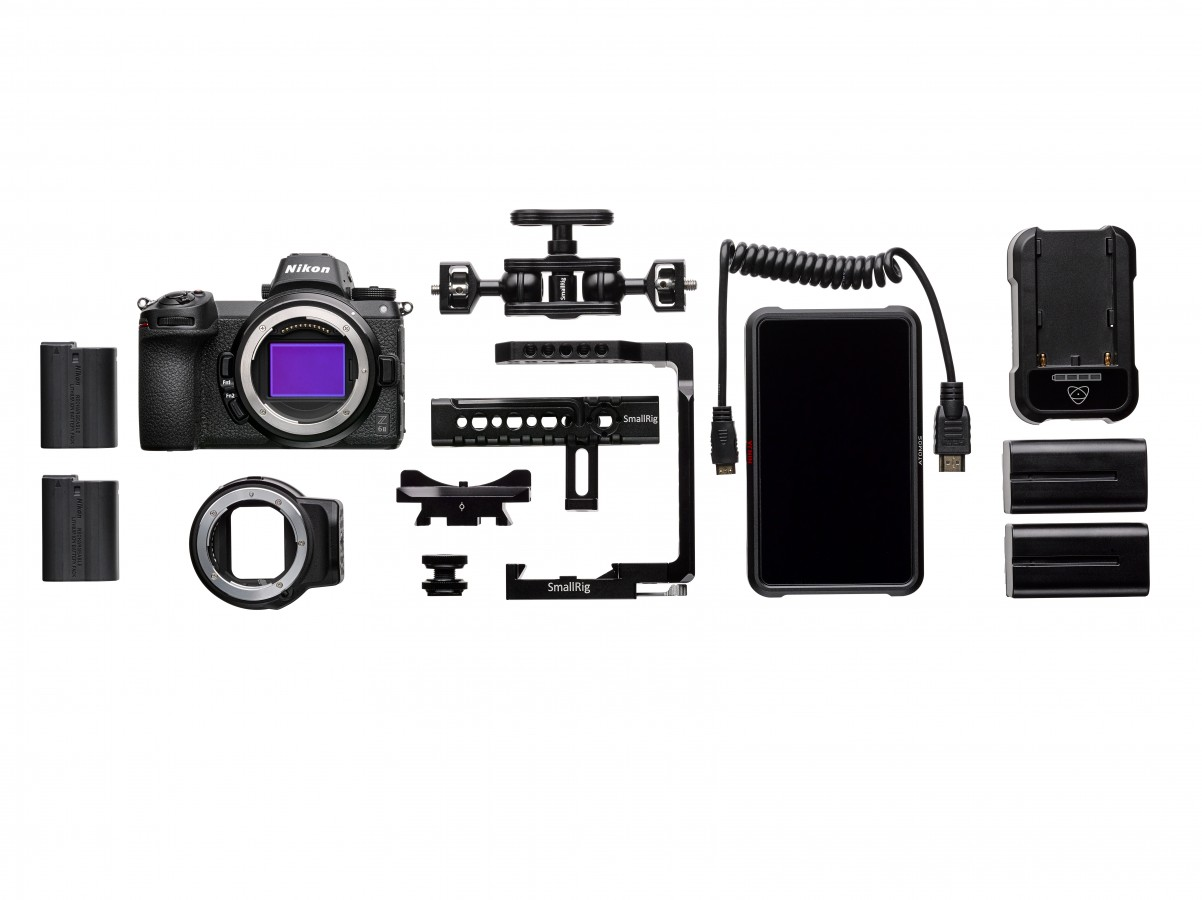 Das Z6 II Essential Movie Kit kostet rund 3200 Euro.