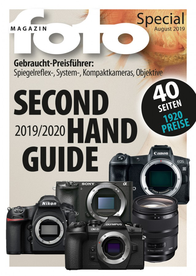 Secondhand-Guide 2019