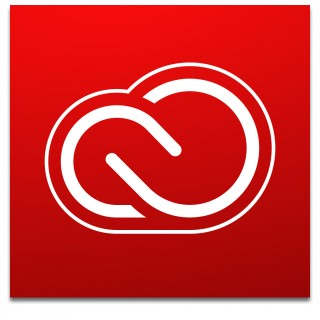Adobe Creative Cloud Foto-Abo Logo