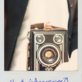 Agfa Box als Hipster's Accessoire?!