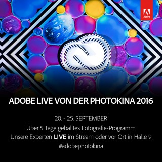 Adobe photokina Visual