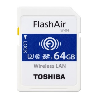 Toshiba FlashAir W-04