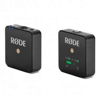 Røde Wireless GO Mikrofon