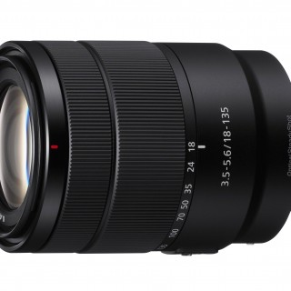 Sony E 3,5-5,6/18-135 mm OSS Alpha α6500, α6300, α6000 APS-C Objektiv SEL18135
