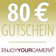 3. Platz Editors Choice: 80 Euro Gutschein bei Enjoy Your Camera