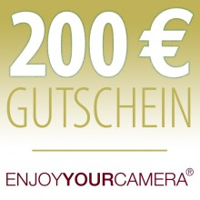 1. Platz Editors Choice: 200 Euro Gutschein bei Enjoy Your Camera